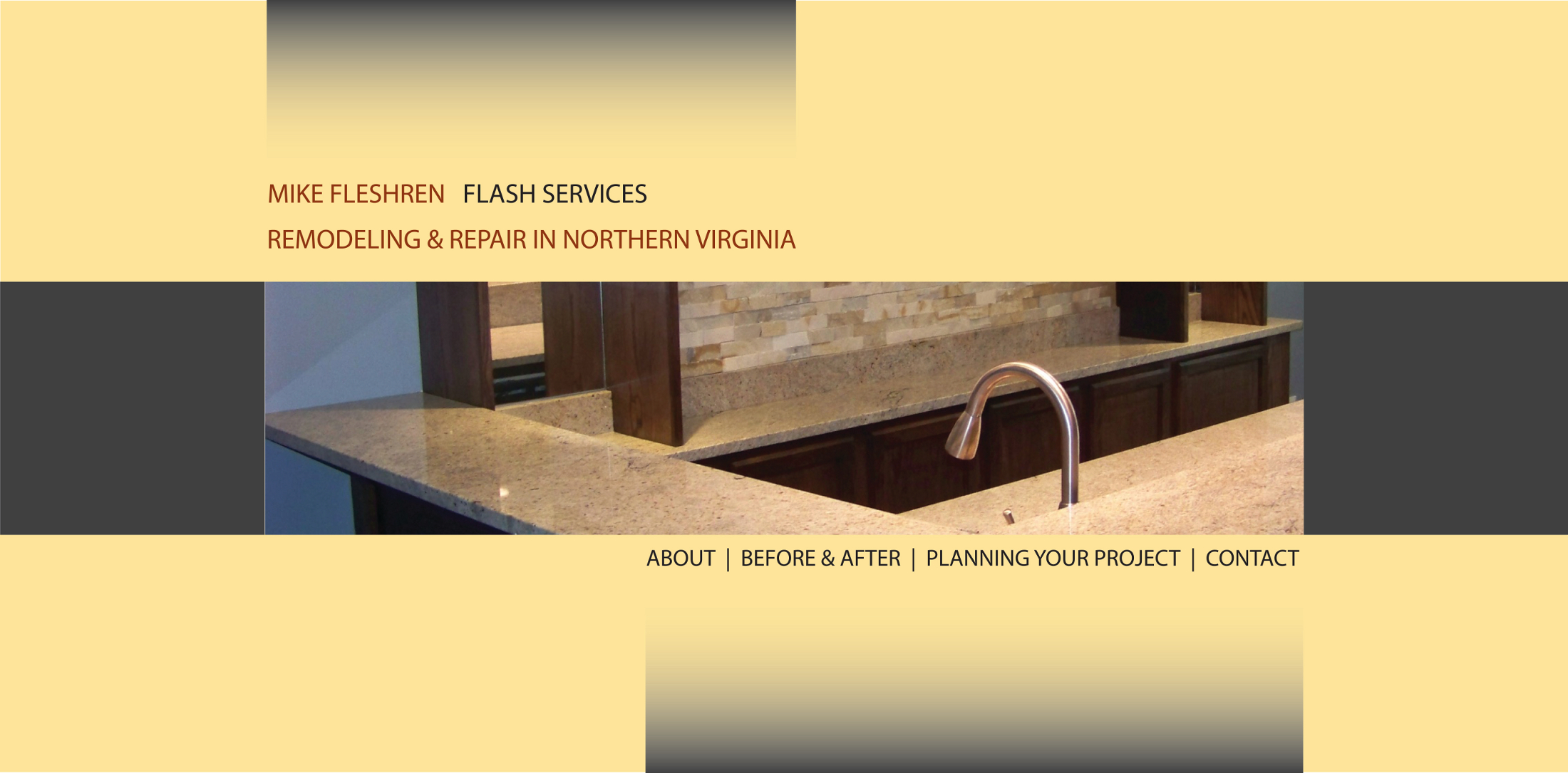 Mike Fleshren, Flash Services, Remodeling & Repair in Northern Virginia